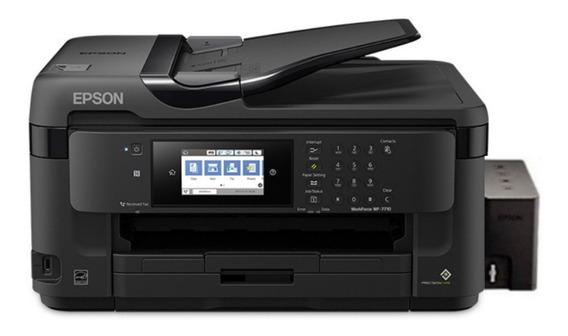 Impresora Epson Multifuncional Tabloide A3+ Sistema Continuo