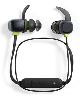 Optoma Nuforce Be Sport4 Wireless A Prueba De Sudor Negro
