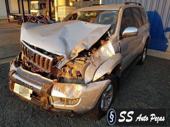 Sucata Toyota Land Cruiser Prado2006 - Somente Retirar Peças