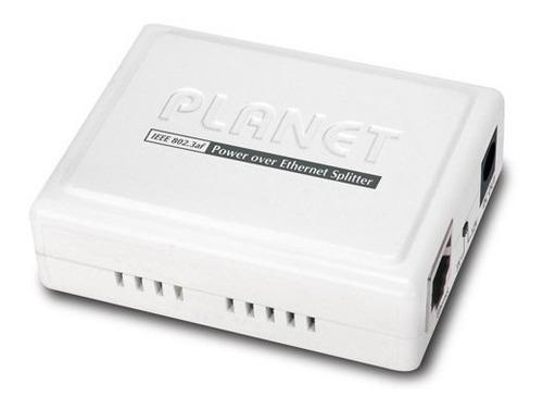 Planet Poe-151s Splitter Ieee 802.3af Power Over Ethernet