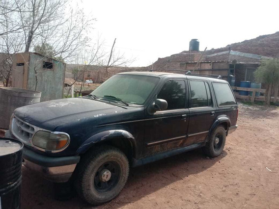 Ford Explorer 4.0 Xlt 4x4 At 1998