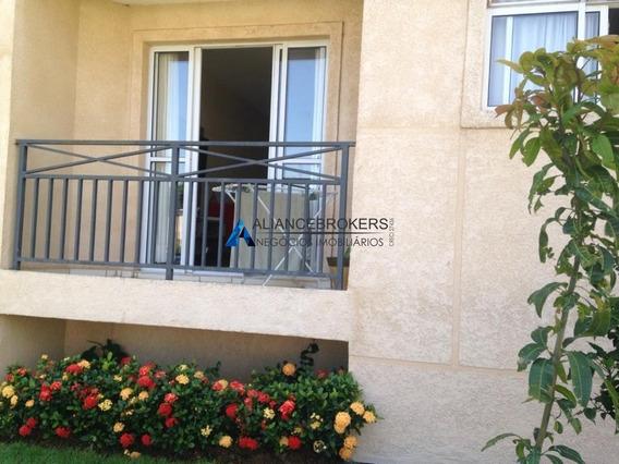 Apartamento 1 Dormitório, Móveis Planejados, Cond. Imperator, Jundiaí - Ap04039 - 34856159
