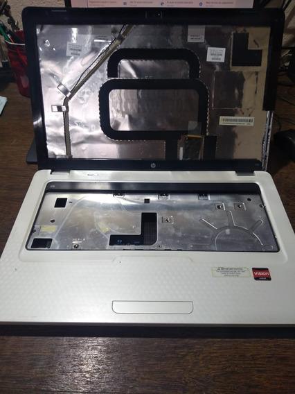 Carcaça Notebook Hp G62-a26sa Completa