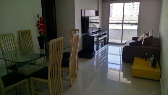 Apartamento Em Boqueirão, Praia Grande/sp De 82m² 2 Quartos À Venda Por R$ 400.000,00 - Ap168667