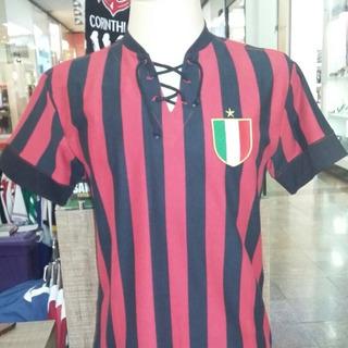 Camisa Em Homenagem Ao Milan 1988