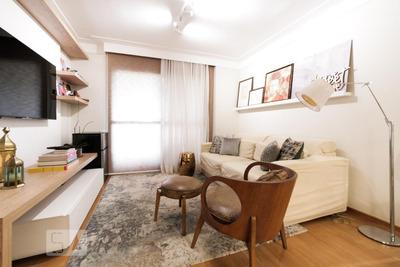 Apartamento No 2º Andar Mobiliado Com 3 Dormitórios E 2 Garagens - Id: 892934418 - 234418