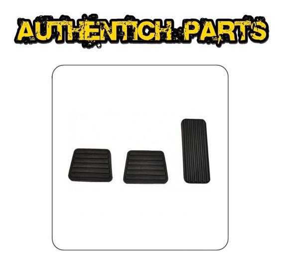 Kit Todas Capas Dos Pedais Gm Chevrolet S10 95 A 11