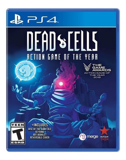Dead Cells Action Game Of The Year Playstation 4