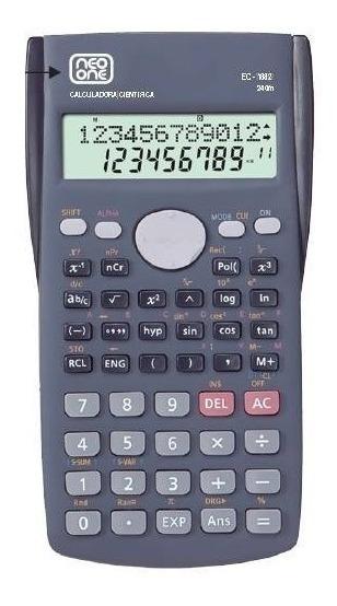 Calculadora Cientifica Fx-82ms 2 Lineas Neo One Ec-1882