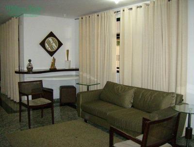 Cobertura Com 3 Dormitórios À Venda, 180 M² Por R$ 850.000 - Vila Regente Feijó - São Paulo/sp - Co0041