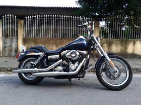 Harley Davidson Dyna Glide Custom 2013 Único Dono* 6432kms