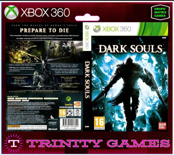 Dark Souls - Jogo Para Download Da Live Xbox