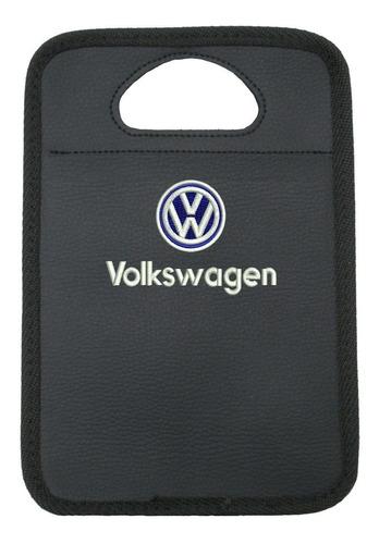 Imagem 1 de 2 de Lixeira Automotiva Volkswagen Bordado