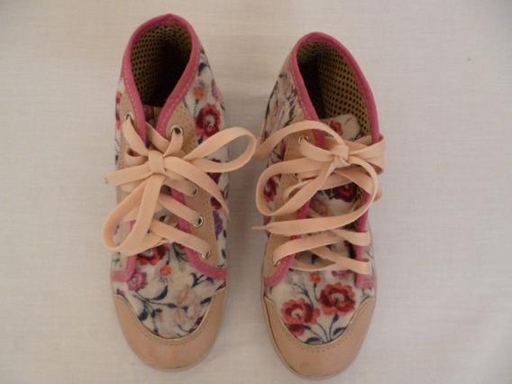 Zapato Niña Bota