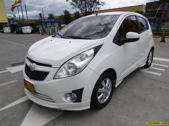 Chevrolet Spark Gt Hatch Back Full Equipo