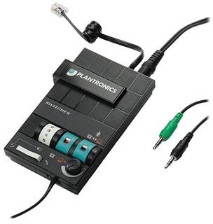 Plantronics Mx10 Amplificador Universal Para Auriculares