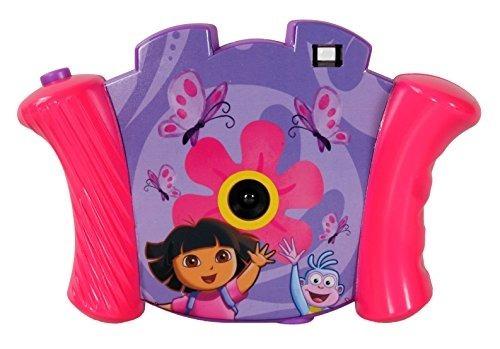 Cámara Digital Nickelodeon Dora The Explorer Con Pantalla Lc