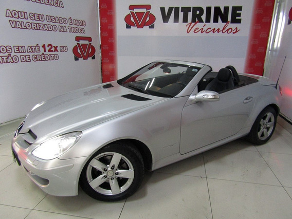 Mercedes-benz Slk 200 1.8 Kompressor Roadster Gasolina 2p