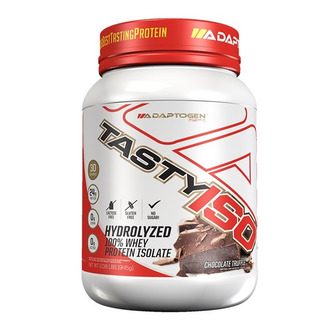 Tasty Iso 100% Whey Protein Isolate 912g - Adaptogen Science