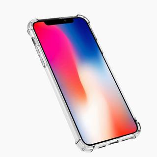 iPhone 11 Pro Max Funda Transparente Antishock