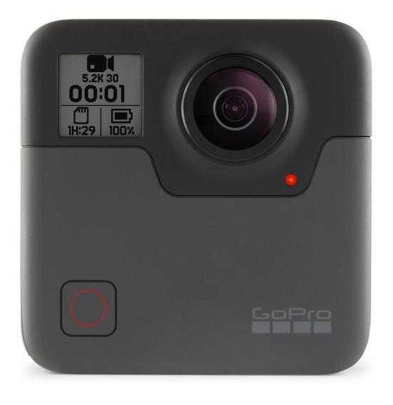 Câmera De Ação Gopro Fusion 360 Lacrada Best Buy Eua Nova Frete Grátis