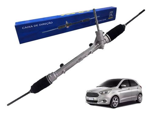 Caixa Direcao Eletrica Nova Ford Ka 2014 2015 2016 2017