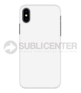 Fundas Para Celular 3d Sublimable iPhone X/ Xs