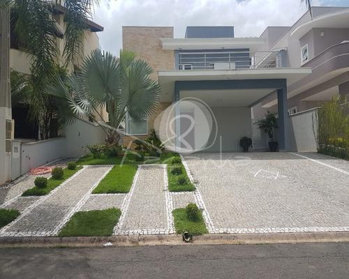 Casa Para Venda Em Condomínio Fechado Em Valinhos - Ca00804 - 67649187