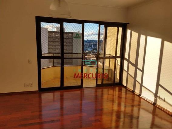 Apartamento À Venda, 150 M² Por R$ 650.000,00 - Centro - Bauru/sp - Ap3304