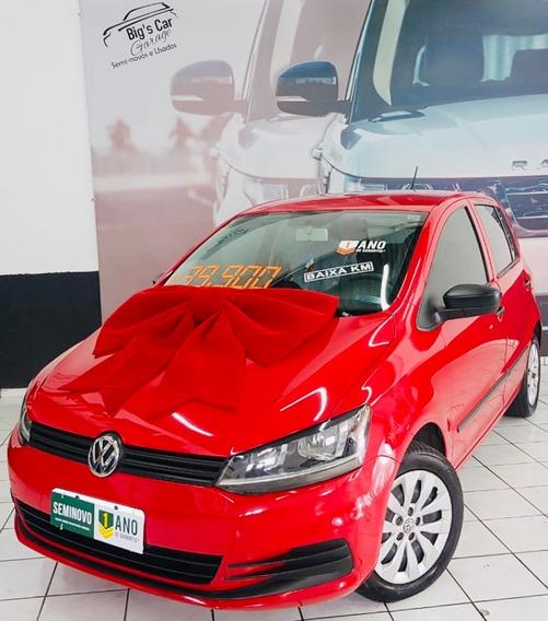 Volkswagen Fox 1.6 Msi Trendline 2017