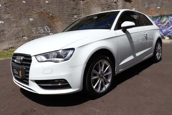 Audi A3 1.2cc Turbo Tfsi Attraction Mt Aa 7ab Abs Único Dueñ