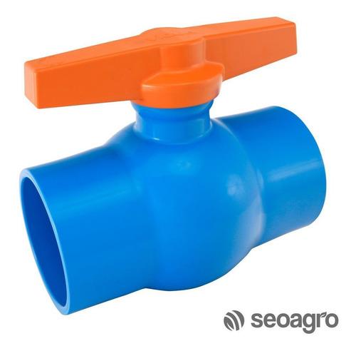 Registro De Esfera Soldavel 50mm Irrigação Viqua
