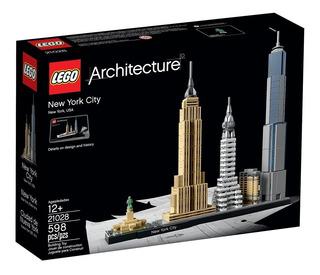 Lego Architecture Arquitectura New York City 21028 Nueva Yor
