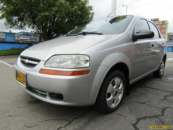 Chevrolet Aveo Family Mt 1500 4p Aa