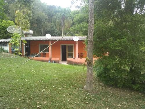 Chácara Ibiúna 1.200 M Casa Ótima Localização,2 Km Do Centro