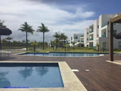 Apartamento Ibero State 109m² Com 2 Quartos, Suíte E Jardim Privativo - Praia Do Forte - Ap00527d