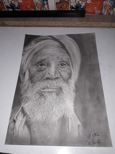 Imagem 1 de 6 de Desenhos Realistas