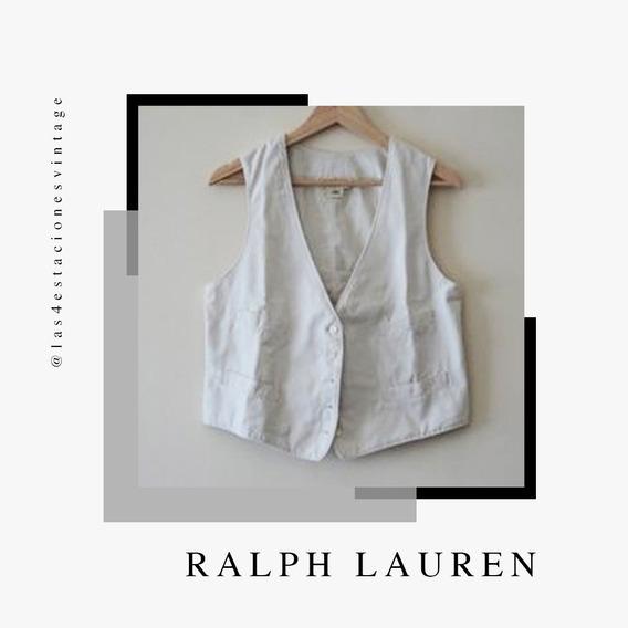 Chaleco Importado. Ralph Lauren