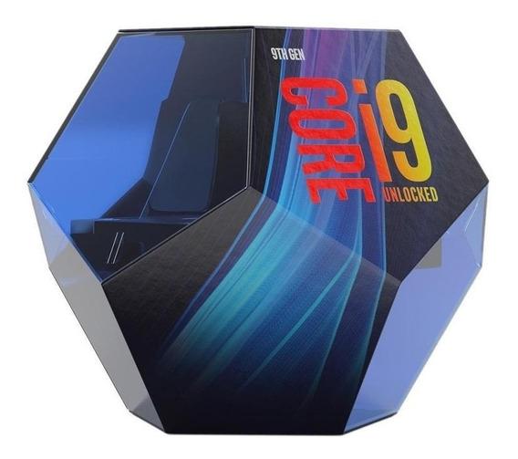 Processador Core I9 9900k Intel 9th Gen Lga 1151