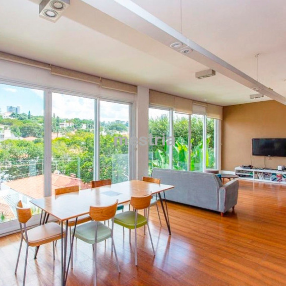Casa Moderna, Com Vista Para O Verde Do Pacaembu! - Di34211