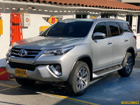 Toyota Fortuner At 2800 Td 4x4 Full Equipo