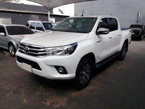 Toyota Hilux 2.8 Tdi Sr Cab. Dupla 4x4 Aut. 4p