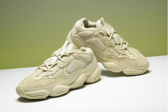 adidas Yeezy 500 Moon Yellow Original Talla 23 C/caja