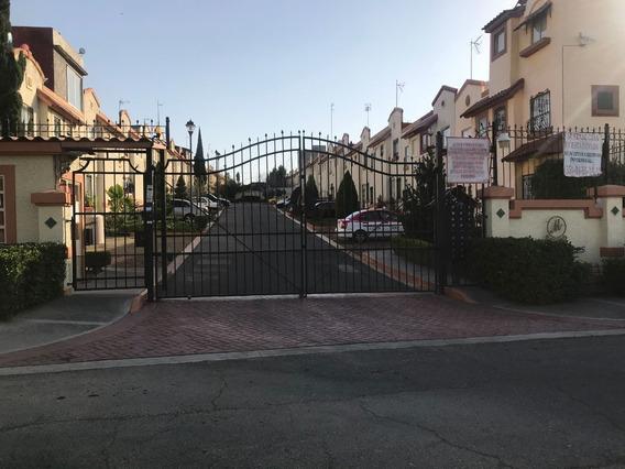 Casa En Venta En Villa Del Real Sexta Sección, Tecámac