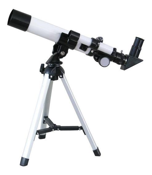 Telescópio F40040m - 40 Mm C/ Tripé - Csr