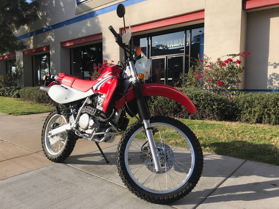Honda Xr650l Año 2018