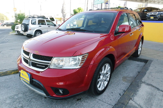 2012 Dodge Journey Rt 6 Cilindros 3.6 Lts. excelente Trato