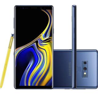 Galaxy Note 9 Azul 128gb Dual Ram 6gb Tela 6.4 - Seminovo