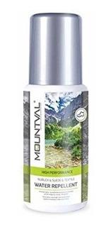 Mountval Repelente Al Agua Y Gamuza Y Textil Impermeabilizan