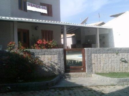 Casa Em Praia Linda, São Pedro Da Aldeia/rj De 160m² 5 Quartos À Venda Por R$ 550.000,00 - Ca78067
